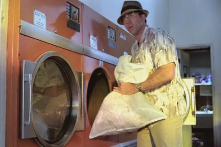 influenced by dryer? Matchstick Men.