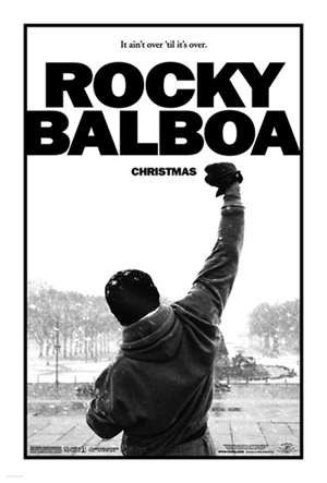 GONNA FLY NOW : Sylvester Stallone\'s \'Rocky Balboa\' [7/10] | Neil ...