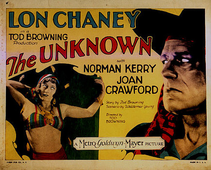 The Unknown (the Browning version)