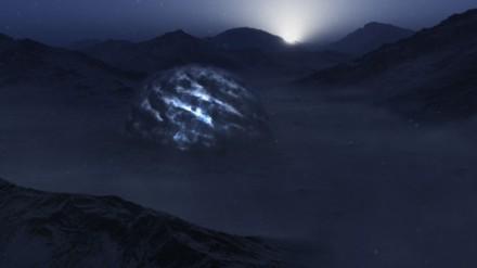wild blue yonder: THE LAST FRONTIER