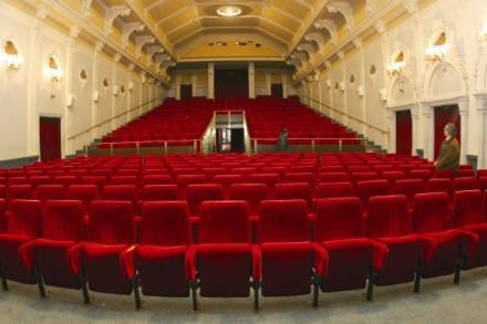 Lux interior: Kino Europa, Zagreb