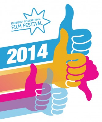 EIFF Student Critics' logo 2014. Links to official site.