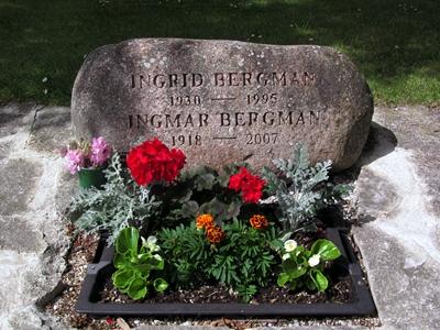 no, not THAT Ingrid Bergman!