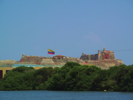 fortress, Cartagena