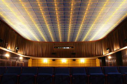 Filmcasino interior